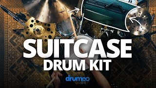 How To Build A Suitcase Drum Kit