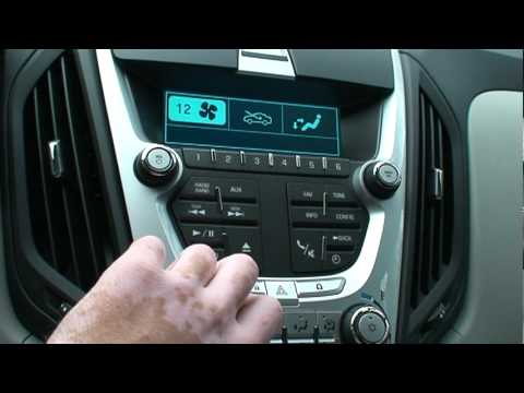 2011 Chevrolet Equinox Overview - YouTube