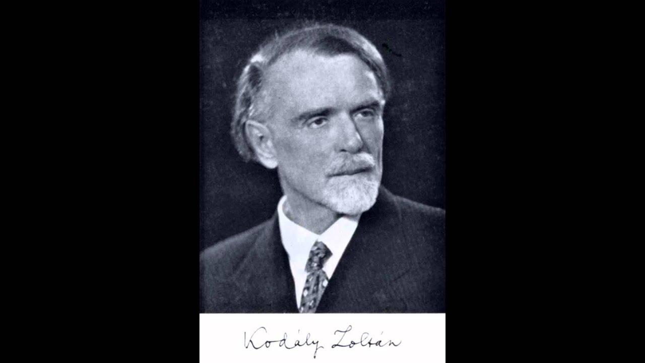 Zoltán Kodály Kodály - Rudolf Kempe - Suite