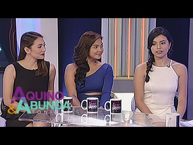 Aiko, Jed, Hanna share their stories