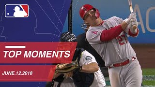 Top 10 Plays of the Day: June 12, 2018