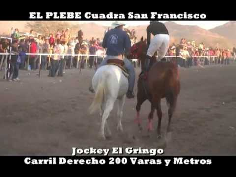 El Plebe Vs La Solanch 1-1-12