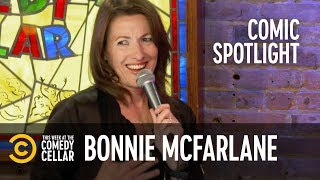 Mansplaining Feminism - Bonnie McFarlane - This Week at the Comedy Cellar