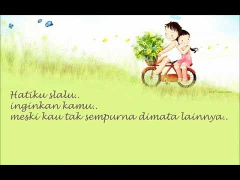 Kuterima Kau apa adanya - Pocket Band (lyrics)