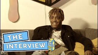Juice WRLD | The Lyrical Lemonade Interview