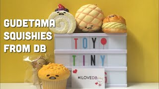 Gudetama Squishy Package from Deliteful Boutique | Toy Tiny