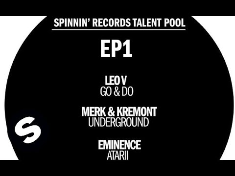 Spinnin' Records Talent Pool EP 1 (Out Now!)