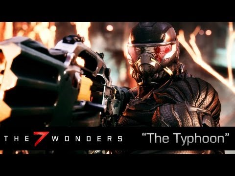 "Crysis 3 presenta su cuarto episodio de ""The 7 Wonders"""