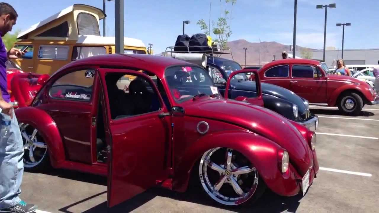 1995 Volkswagen Beetle Made In Mexico Vocho Kafer