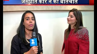 Kanika Kapoor new song Super Girl From China interview by jaspreet zee salaam