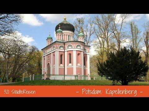 StädteReisen  Potsdam  Kapellenberg mit Alexander Newsky Kapelle