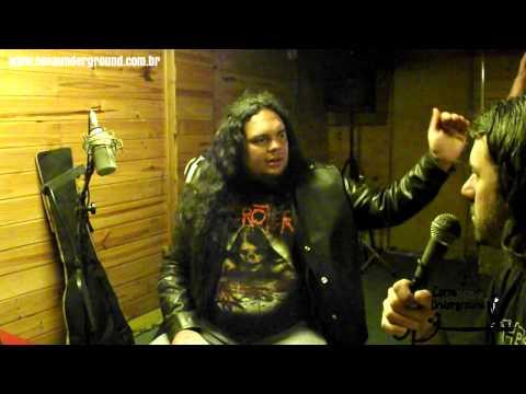 Radio Cena Underground - Banda Necrotério Colombo