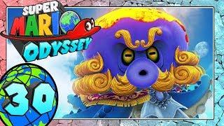 Super Mario Odyssey Part 90 Mit Ritterrüstung Ballon Jagd Im