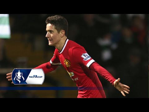 Herrera wonder goal - Yeovil 0-2 Man Utd | Goals & Highlights