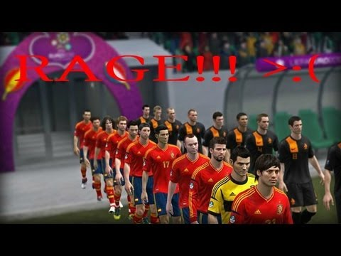 FIFA 12 - Euro 2012 DLC - Problems and Issues
