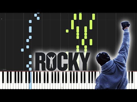 Rocky Theme Song Piano (Sheet Download)