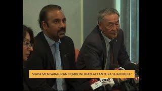 Siapa mengarahkan pembunuhan Altantuya Shaariibuu?