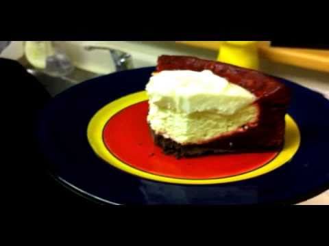 Red Velvet Cheesecake Review