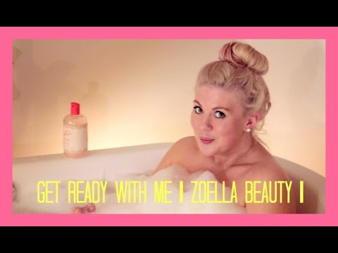 GRWM Zoella Beauty!   Sprinkle of Glitter