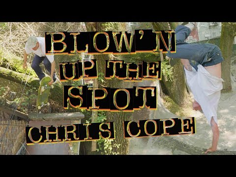 Chris Cope: Blow'n Up The Spot | Backyard Playland