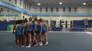 First Practice - 2020 UCLA Gymnastics