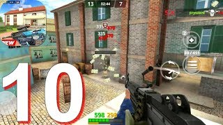 Special Ops: FPS PvP Walkthrough Part 10 - Android Gameplay HD