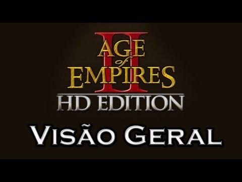 Visão Geral Sobre o Jogo AGE OF EMPIRES II HD EDITION