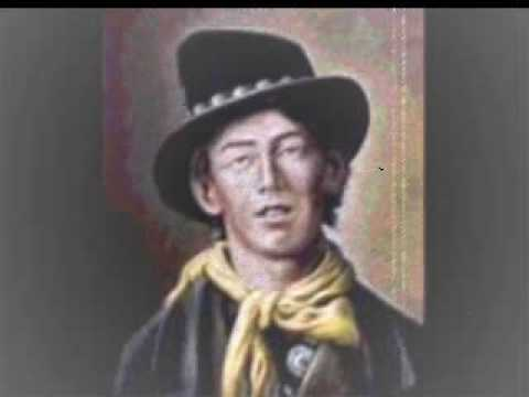 Cowboy Songs - Billy The Kid
