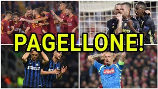 PAGELLONE GIRONI CHAMPIONS LEAGUE 2018-19 - Sickwolf