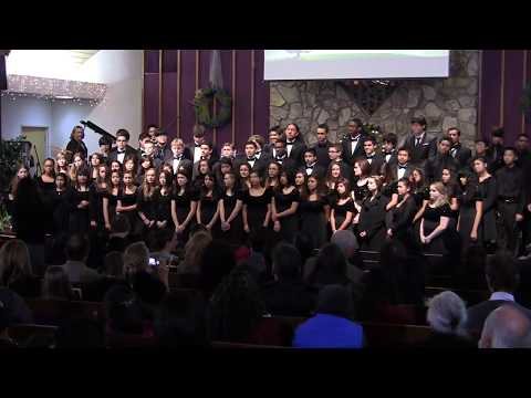 Christmas Program - Newbury Park Adventist Academy