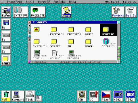 how to find out what version of dos is running