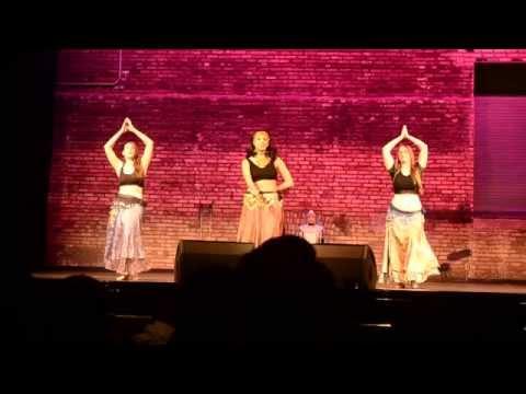 Ryerson CultureJam ESA 2015 (belly dance)