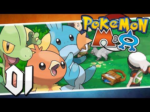 Pokémon Omega Ruby And Alpha Sapphire - Episode 1   Return To Hoenn! video