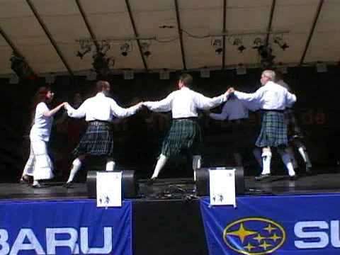 scottish country dance instruction videos