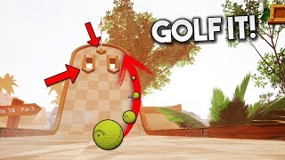 LA PARTIDA PERFECTA! SUERTE? Golf It!