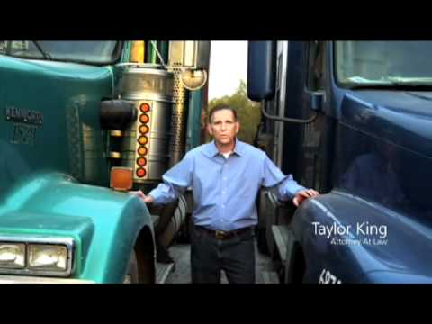 Taylor King Law - Personal Injury Lawyer - Arkansas - Tractor Trailer 12-03-2010