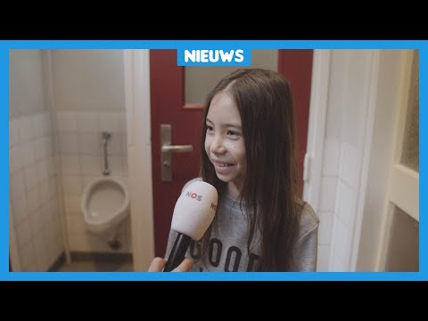 Het grote wc-onderzoek van het Jeugdjournaal | nos