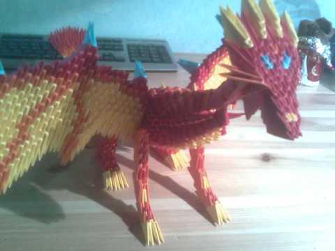 Модульное оригами: