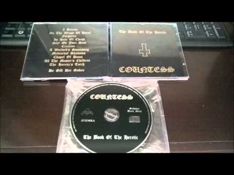 Countess - In Hate Of Christ