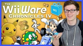 The WiiWare Chronicles IV - Scott The Woz