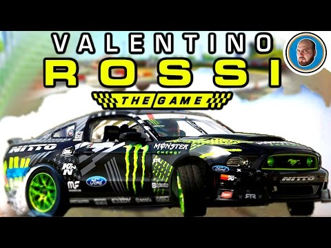 Valentino Rossi The Game Drift - Un pò brutto, ma competitivo...