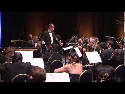 Compacto Cuarto Concierto Orquesta Sinfónica de Antofagasta