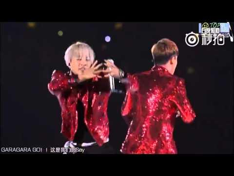 【VIP】现场 ·#BIGBANG# 《Gara Gara go》燃爆全场!