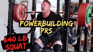 Prime Coaches Brendan, Kristin & Andrew PR! The Last Power Building Ep. This Season