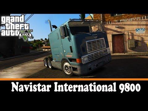 Navistar International 9800 1.0