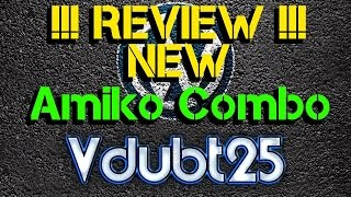 !!! REVIEW !!! - AMIKO COMBO ( re-upload )