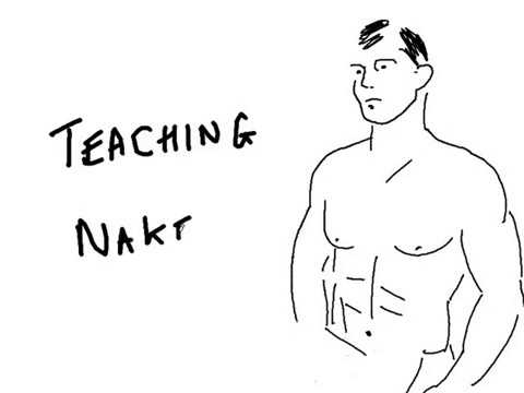 Teaching Naked and the Inverted Classroom
