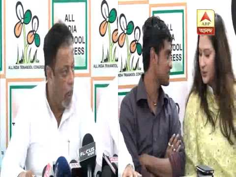 Mukul Roy announced the name of two candidate for Chowrongee and Bashirhat Bye-election
