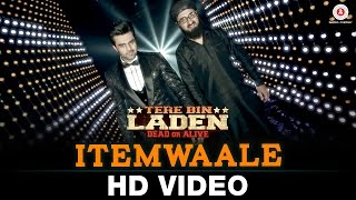 Itemwaale - Tere Bin Laden : Dead or Alive | Manish Paul, Pradhuman Singh | Ram sampat