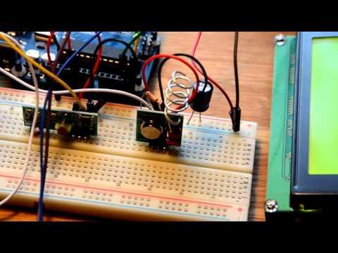 433 MHz power sockets with rc-switch, Arduino or Raspberry Pi